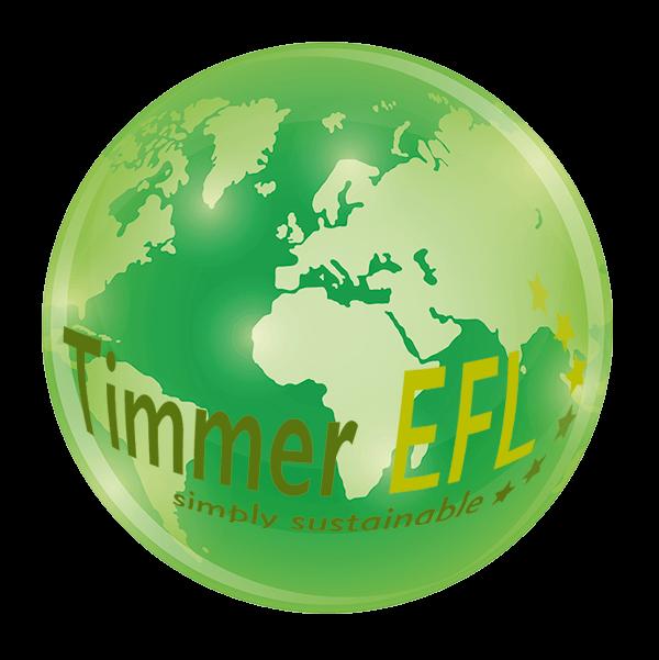 Nachhaltigkeit - Timmer EFL Firmenphilosophie